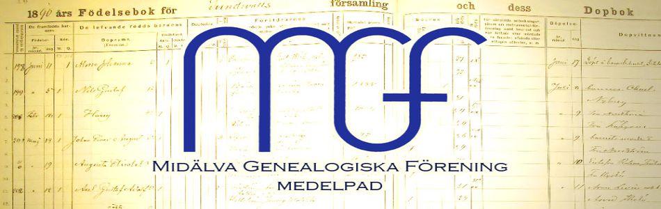 Midälva Genealogiska Förening
